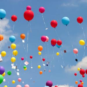 Ballongas für Luftballons